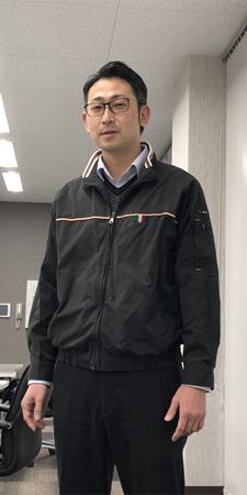 長江 伸治写真